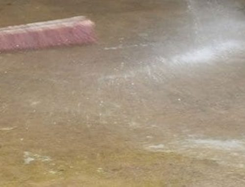 Concrete Surface Preparation – Mechanical prep vs Acid washing
