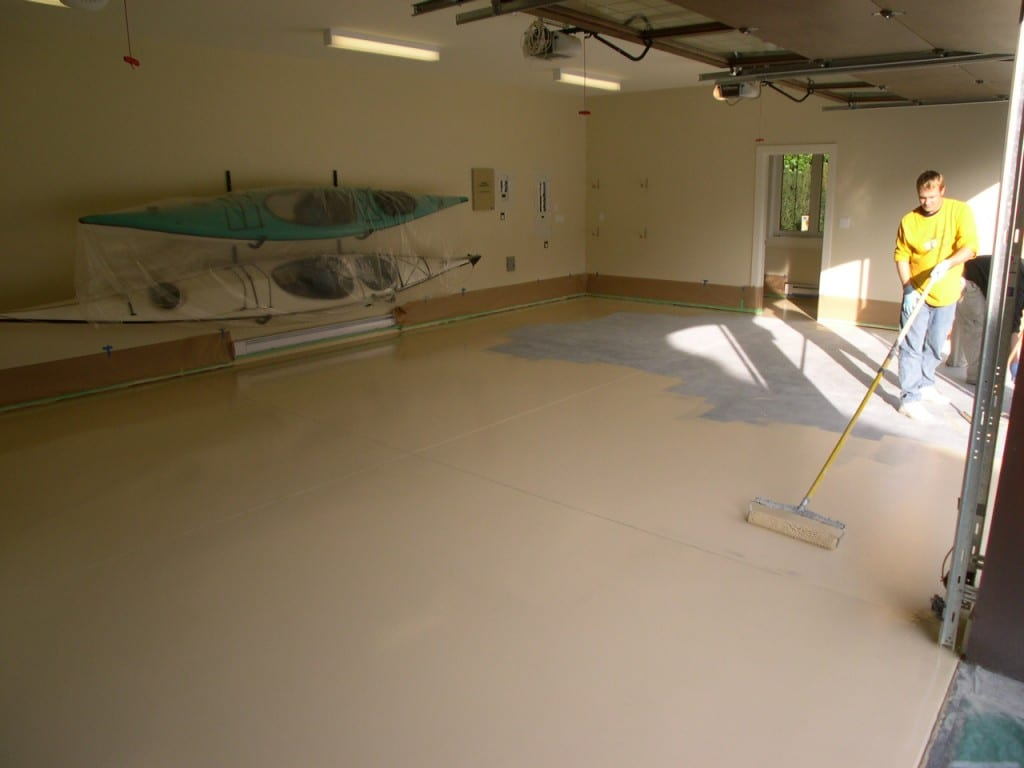 Most Common Mistakes When Applying Epoxy Flooring Material