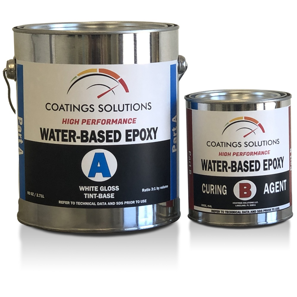 Coating Solutions-Water-Based-Epoxy
