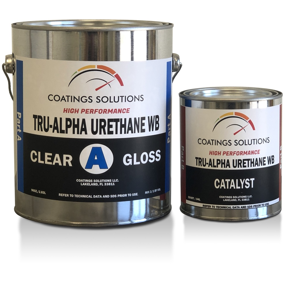 Coating Solutions-Water-Based-Urethane