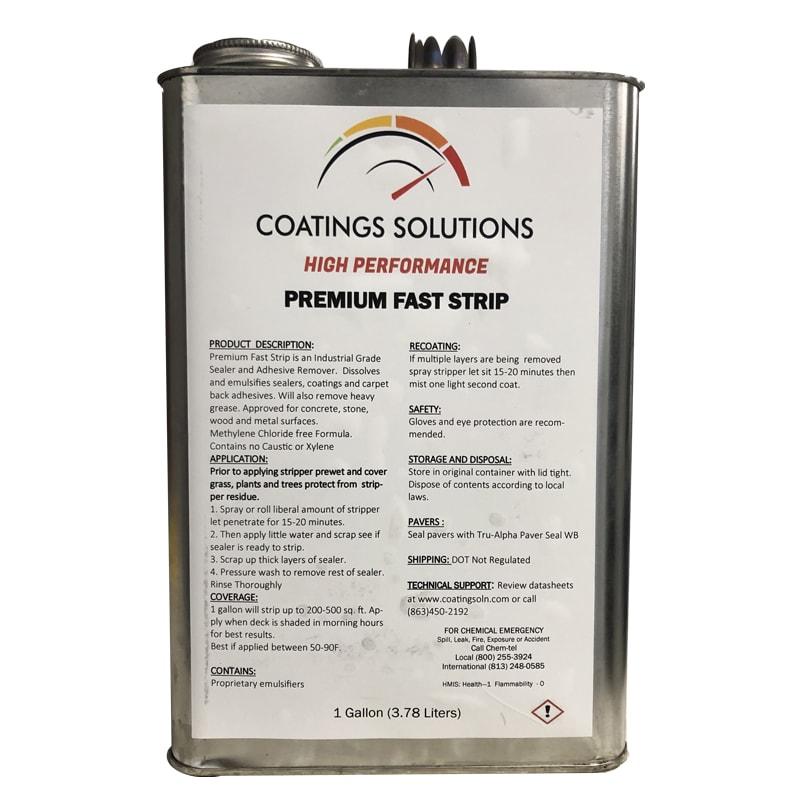Premium Fast Strip 1