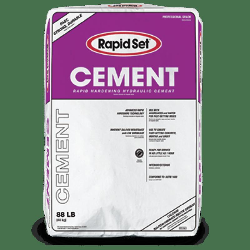 Rapid Set Cement